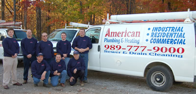 The American Plumbing and Heating Team